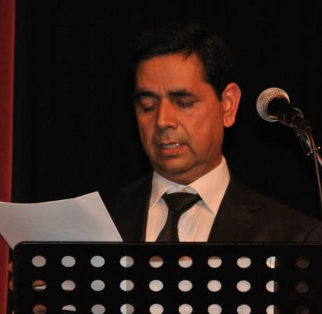 AMUAA Secretary Siraj Sahab